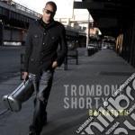BACKATOWN                                 cd musicale di Shorty Trombone
