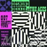 007 shanty town cd musicale di Desmond Dekker