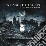 We Are The Fallen - Tear The World Down cd musicale di WE ARE THE FALLEN