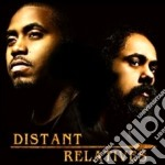 Nas & Damian 'Jr Gong' Marley - Distant Relatives cd musicale di NAS & DAMIEN MARLEY