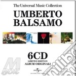 THE UNIVERSAL MUSIC COLLECTION            cd musicale di Umberto Balsamo