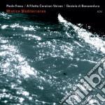 Mistico mediterraneo cd musicale di Paolo Fresu