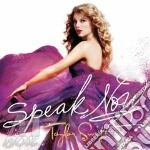 Speak now (deluxe) cd musicale di SWIFT TAYLOR