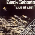 Live at last (remastered) cd musicale di BLACK SABBATH