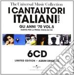 Gli anni 70 vol.5 (6cd) cd musicale di ARTISTI VARI