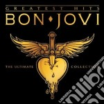 Greatest hits cd musicale di BON JOVI