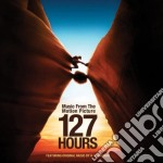 127 hours cd musicale di O.S.T.