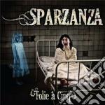 Folie a cinq cd musicale di Sparzanza