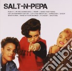Icon cd musicale di Salt 'n' pepa