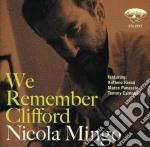 We remember clifford cd musicale di Mingo Nicola