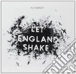 Pj Harvey - Let England Shake cd musicale di Pj Harvey