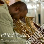 Caribbean rhapsody cd musicale di James Carter