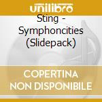 Symphoncities (slidepac) cd musicale di Sting
