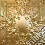 Watch the throne cd musicale di Wes Jay-z/kanye