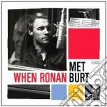 When ronan met burt cd musicale di R./bacharach Keating