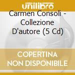 Collezione d'autore cd musicale di Carmen Consoli