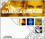 Collezione d'autore cd musicale di Gianluca Grignani