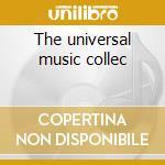 The universal music collec cd musicale di Alex Britti