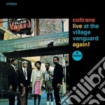 Live at the village vangua cd musicale di John Coltrane