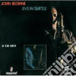 Live in seattle cd musicale di John Coltrane