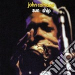Sun ship cd musicale di John Coltrane
