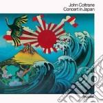 Concert in japan cd musicale di John Coltrane