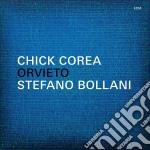 Orvieto cd musicale di Chick Corea/Stefano Bollani