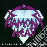 Diamond Head - Lightning To The Nations. D.e. cd musicale di Head Diamond