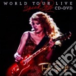 Speak now world tour live cd musicale di Swift Taylor
