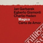 Magico - carta de amor cd musicale di Jan Garbarek