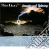 Thunder and lightning d.e. cd