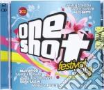 One shot festival 3 cd musicale di Artisti Vari