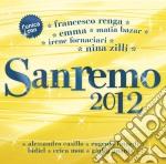 Sanremo 2012 cd musicale di Artisti Vari
