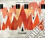 Fiamme cd musicale di Gianmarco Martelloni