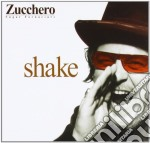 Shake new 2012 cd musicale di Zucchero