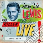 The killer live 1964-1970 cd musicale di Lewis jerry lee