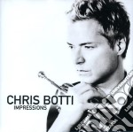 Impressions cd musicale di Chris Botti