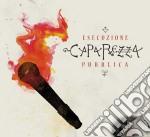 Esecuzione pubblica cd musicale di Caparezza