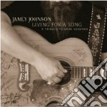 Living for a song: a tribu cd musicale di Jamey Johnson