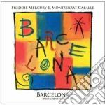 Freddie Mercury / Montserrat Caballe' - Barcelona Special Edition cd musicale di F./montserra Mercury