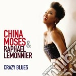 Crazy blues cd musicale di China Moses