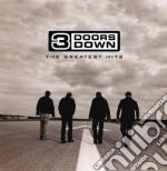 Greatest hits cd musicale di 3 doors down