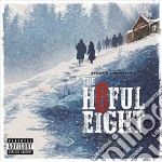 The Hateful Eight OST (music by Ennio Morricone) cd