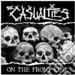 On the frontline cd musicale di Casualties