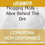 ALIVE BEHIND THE GREEN DOOR cd musicale di Molly Flogging