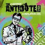 Eastpack Antidote Tour Compilation 2006 cd musicale di Artisti Vari
