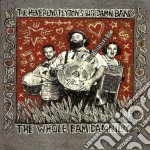 THE WHOLE FAMILY DAMNLIY cd musicale di REVEREND PEYTON'S BI