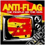 THE PEOPLE OR THE GUN cd musicale di Flag Anti