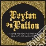 Peyton on patton cd musicale di Reverend peyton's bi