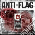 The general strike ltd. cd musicale di Anti-flag